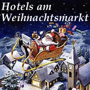 Anzeige: Hotels am Weihnachtsmarkt