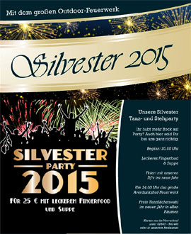 Silvester-Party 2016