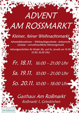 Advent am Roßmarkt