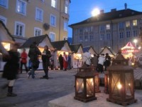 Christkindlmarkt am Wiltener Platzl