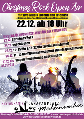 Christmas Rock Open Air