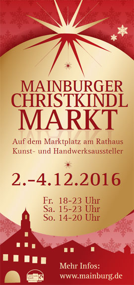Mainburger Christkindlmarkt