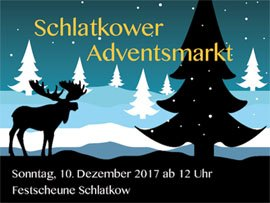 Schlatkower Adventsmarkt