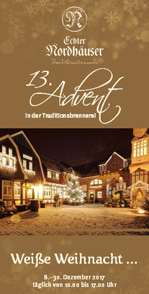 Advent in der Traditionsbrennerei 2018