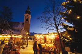 Advent-Markt Altenmarkt-Zauchensee