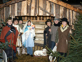 8. Altheimer Christkindlmarkt