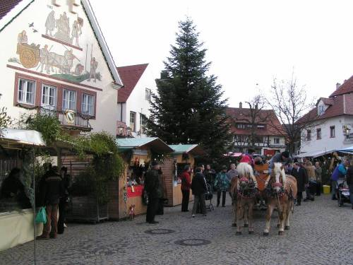 Kleiner Adventsmarkt Bad Grönenbach