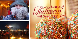 Weihnachtsmarkt in Bad Saarow