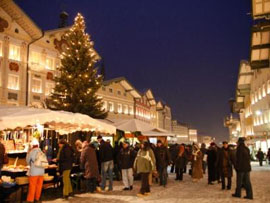Christkindlmarkt Bad T�lz