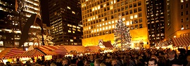 Christkindlmarket Chicago 2016