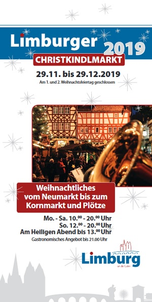 Limburger Christkindlmarkt 2015