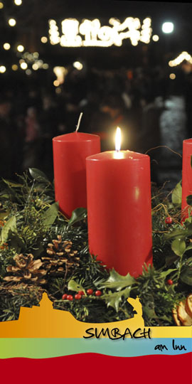 Advent in Simbach am Inn