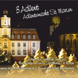 Adventsmarkt St. Marien